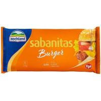 Queso sabanitas burguer HOCHLAND, lonchas, sobre 250 g