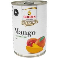 Mango en tiras GOLDEN, lata 235 g