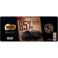 Chocolate negro 85% NESTLÉ, tableta 120 g