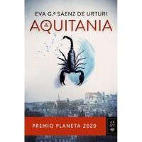 Aquitania (Premio Planeta 2020),  Eva García Sáez de Urturi, Ficción