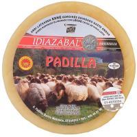Queso natural D.O. Idiazabal PADILLA, al corte, compra mínima 250 g
