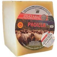 1/4 Queso Idiazabal D.O natural PADILLA, cuña aprox. 500 g