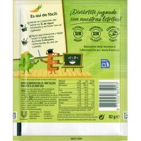 Sopa de letritas KNORR, sobre 82 g