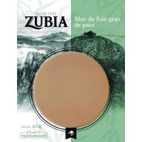 Bloc de Foie gras de pato Mi Muit ZUBIA, blister 40 g