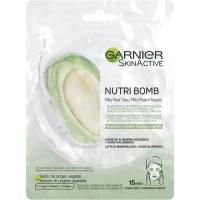 Mascarilla tissu reparadora nutri bomb SKIN ACTIVE, pack 1 ud
