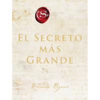 El secreto más grande, Byrne Rhonda, No Ficción