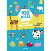 100 jolas, animalia dibertigarriak, zenbait egile,  Infantil