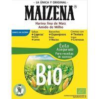 Harina de maíz bio MAIZENA, caja 200 g