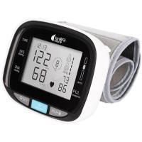 Tensiómetro digital de muñeca, pantalla LCD, inflado auto presión LONGFIT CARE