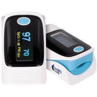 Oximetro medidor de saturacion, oxigeno en sangre y el pulso LONGFIT CARE, 1 ud