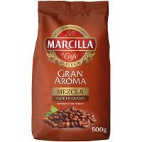 Café en grano mezcla MARCILLA, paquete 500 g