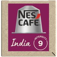 Café Nespresso India NESCAFÉ, caja 10 monodosis