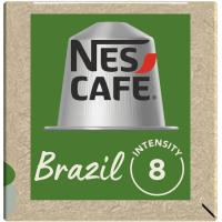 Café Nespresso Brazil NESCAFÉ, paquete 10 monodosis