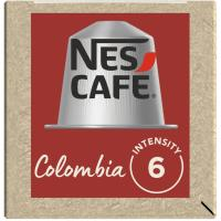 Café Nespresso descafeinado Colombia NESCAFE, caja 10 monodosis
