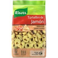 Tortellini de jamón KNORR, bolsa 250 g