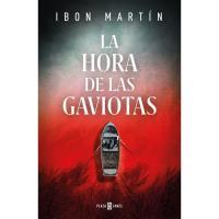 La hora de las gaviotas, Ibon Martín, Ficción