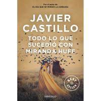 Todo lo que sucedión con Miranda Huff, Javier Castillo, Bolsillo