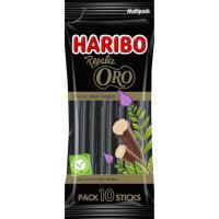 Regaliz oro HARIBO, bolsa 125 g