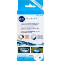 Tratamiento para piscinas infantiles sin filtración GRE, pack de 5 sobres
