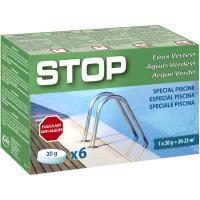 Stop aguas verdes 6 unidades 20g GRE, 1 ud