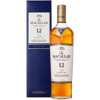 Whisky 12 Years Old Double Cask MACALLAN, botella 70 cl