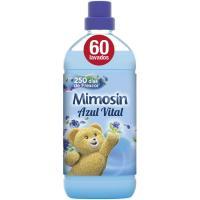 Suavizante azul vital MIMOSIN 60 dosis