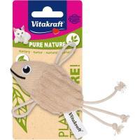 Juguete pájaro/pez para gato pure nature VITAKRAFT, pack 1 ud