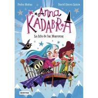 Anna Kadabra 5: la isla de las mascotas,  Pedro Mañas,  Infantil