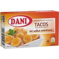 Tacos en salsa gallega DANI, lata 106 g