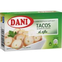 Taco al ajillo DANI, lata 106 g