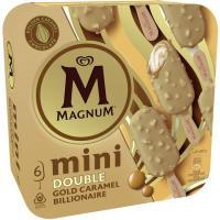 Bombón mini Gold Billionaire MAGNUM, pack 6x55 ml