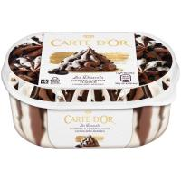 Helado de cookies&cream CARTE D'OR, tarrina 900 ml