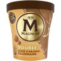 Helado Gold Billionaire MAGNUM, tarrina 440 ml