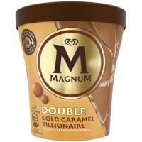 Helado Gold Billionaire MAGNUM, tarrina 440 ml