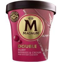 Helado Ruby MAGNUM, tarrina 440 ml