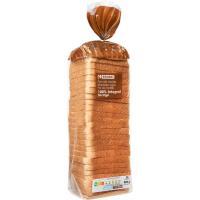 Pan con corteza 100% integral EROSKI, paquete 820 g