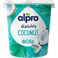 Yogur de coco natural ALPRO, tarrina 350 g