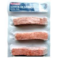 Porción de salmón noruego MARNATURA, bolsa 375 g