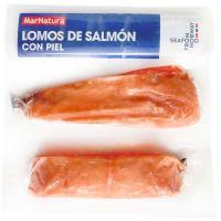 Porción de salmón noruego MARNATURA, bolsa 250 g