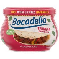 Fajitas de ternera LA PIARA Bocadelia Bocadelia, frasco 180 g