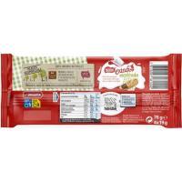 Chocolate extrafino merienda NESTLÉ, paquete 76 g