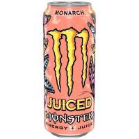 Bebida energética MONSTER Monarch, lata 50 cl