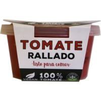 Tomate natural rallado AVOMIX, tarrina 195 g