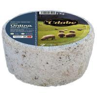 Queso azul de Latxa Label UDABE, al corte, compra mínima 250 g