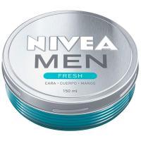 Crema hidratante fresh NIVEA Men, lata 75 ml