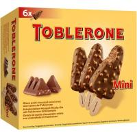 Mini bombón TOBLERONE, pack 6x40 ml