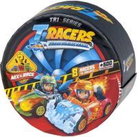 T-Racers I-1 coche+1 piloto sorpresa, edad rec: +4 años T-RACERS, 1ud