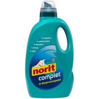 Detergente líquido NORIT Complet, garrafa 60 dosis