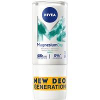 Desodorante magnesium dry fresh NIVEA Men, roll on 50 ml