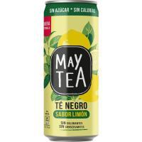 Refresco de té verde con limón MAYTEA, lata 33 cl